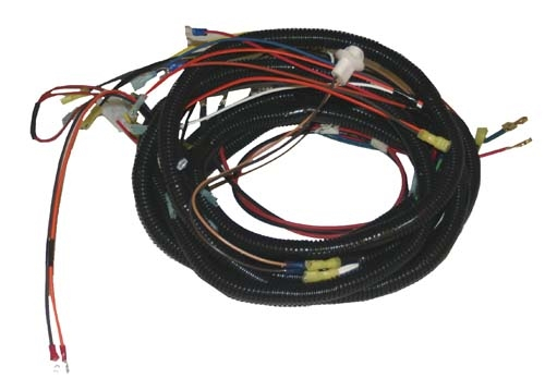 wiring harness automotive wiring harness materials club car ds deluxe wire harness (fits 1995 up)